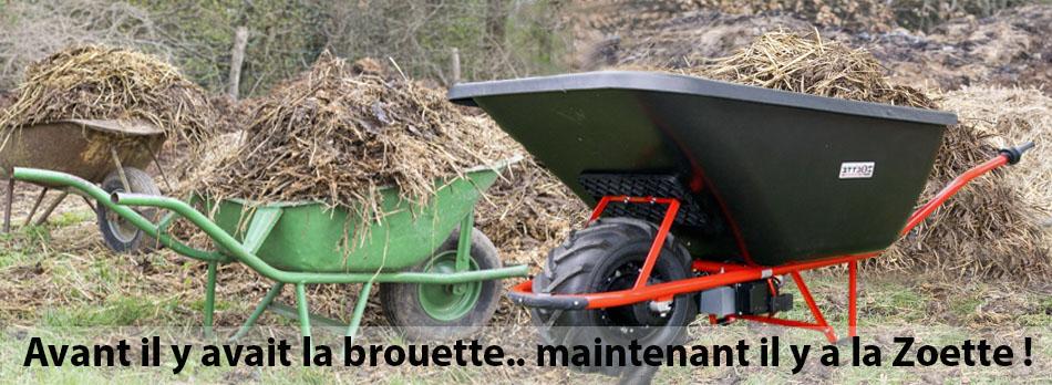 Brouette Zoette