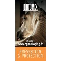 DIATOMIX est un insectifuge 100% naturel à base de Terre de Diatomée