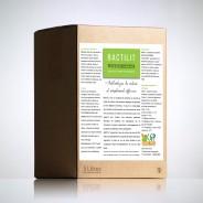 BACTILIT est solution de micro-organismes destinée à la transformation biologique des déjections animales dans les litières et le compostage des déchets organiques
